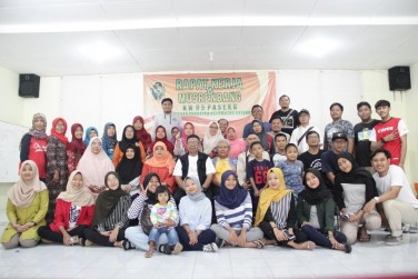 Rapat Kerja RW 05 Kelurahan Purbayan