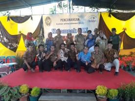 Pencanangan Center of Exsellence  (CoE) Kelompok BKL Delima 123 Kelurahan Purbayan
