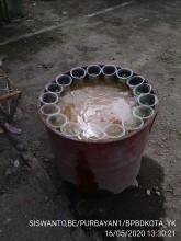 Gotong Royong Dalam Ketahanan Pangan di Kelurahan Purbayan