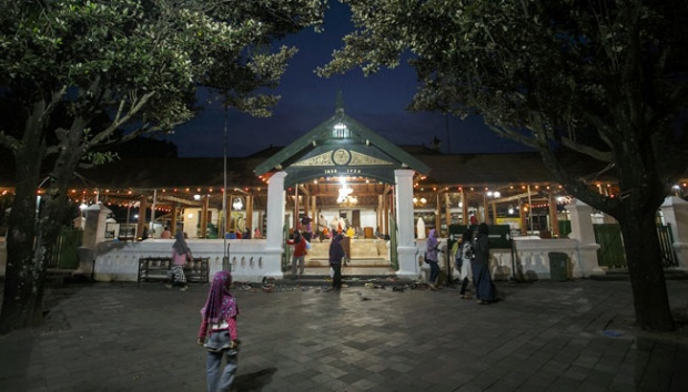 Wisata Religi Masjid Gede Mataram Kotagede