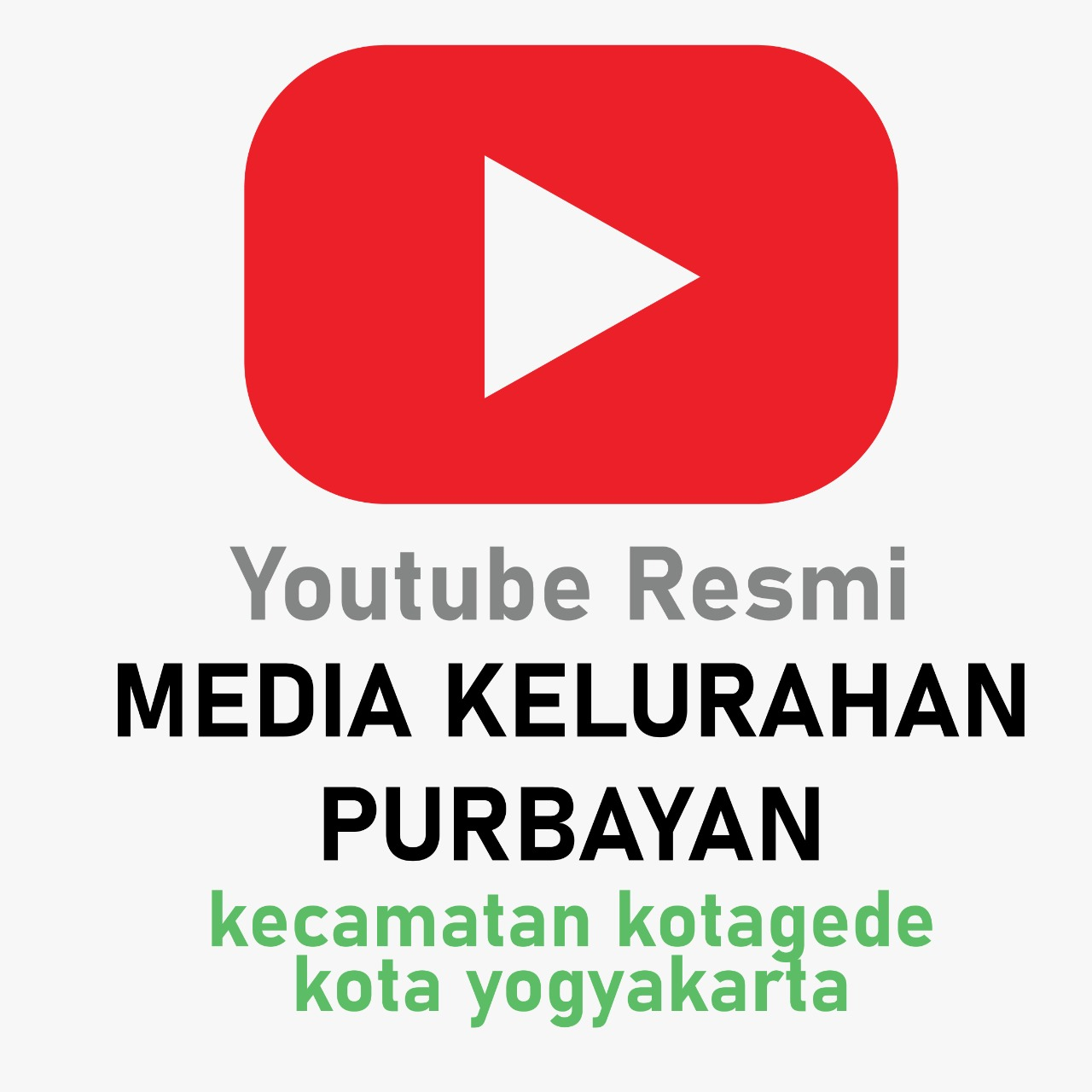 Youtube Media Kelurahan Purbayan